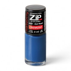 Esmalte Zip Colors Azul Royal - 9 ml