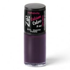 Esmaltes Calcium Colors Inverno Violeta - 9 ml